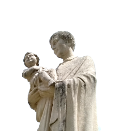 statue of Saint Stanislaus